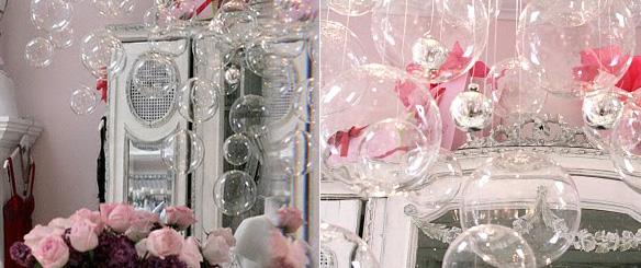 DIY Bubble Chandelier Display yourmarketingbff – Diy Bubble Chandelier