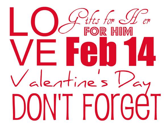 {DIY} Valentine's Day Biz Subway Art