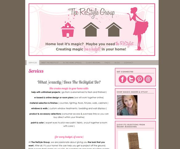{Only 3} Get a custom blog/website designed for $350!