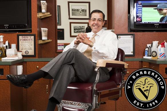 {Interview} Founder of V's Barbershop