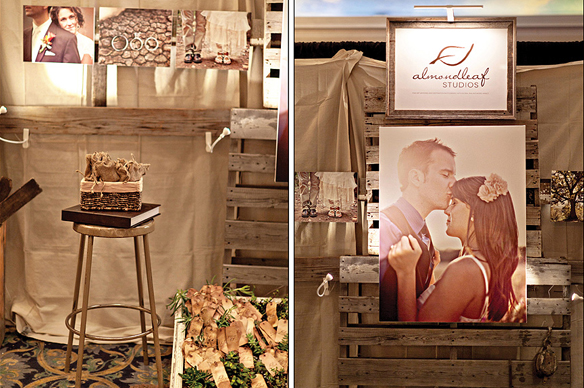 Trade show Inspiration: Almondleaf Studios