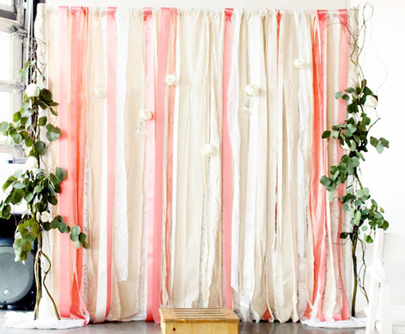 16 inspirational out of the box backdrops for How to make a balloon and streamer backdrop