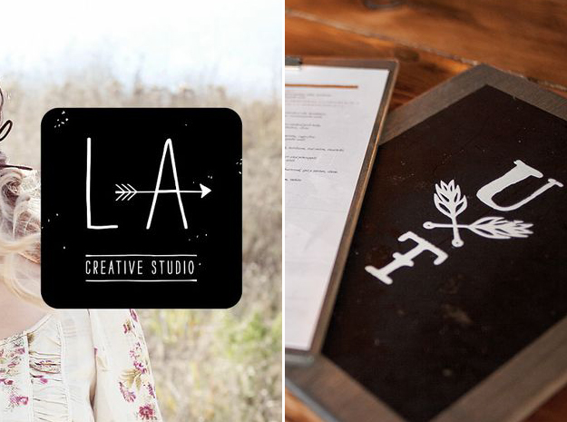 LA Creative Studio and The Urban Tap Logos