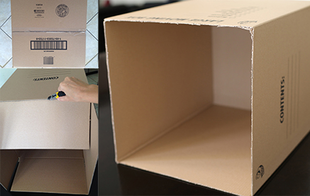 diy photo light box for fab product shots. Black Bedroom Furniture Sets. Home Design Ideas