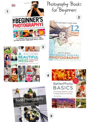 5 Great Beginner Photography Books for Your Christmas Stocking