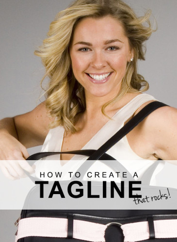 How To Create A Tagline That Rocks!
