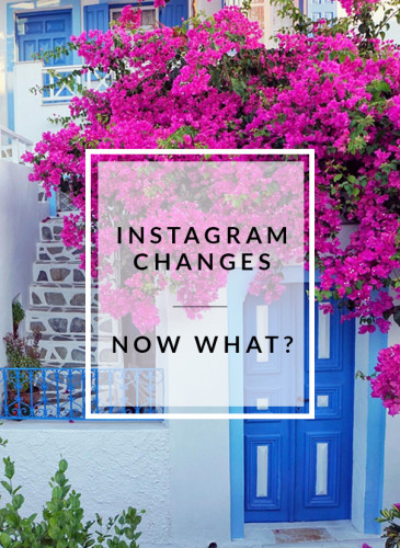 Instagram has changed their algorithm – so now what?