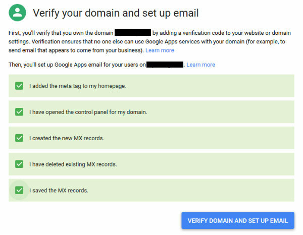 how to create an email address using gmail
