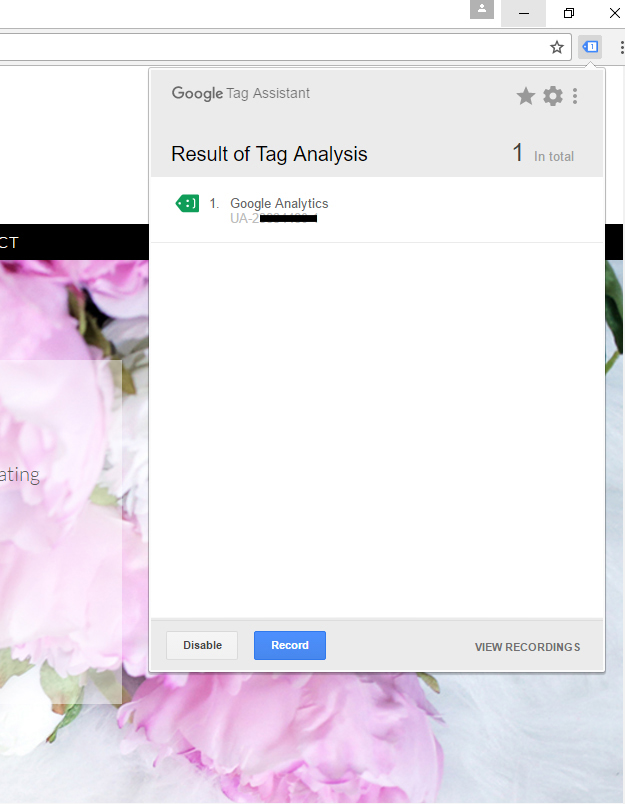 google-tag-assistant-analysis