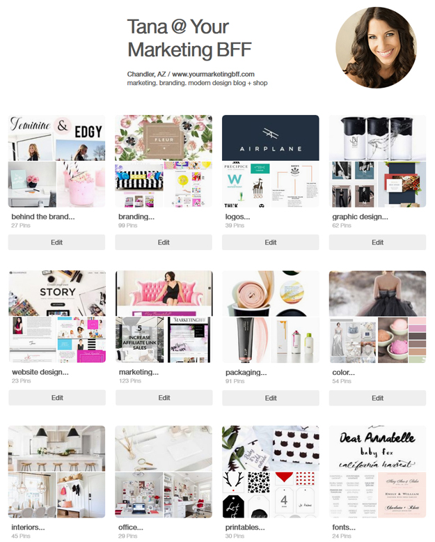 your-marketing-bff-pinterest-board-matching-your-brand
