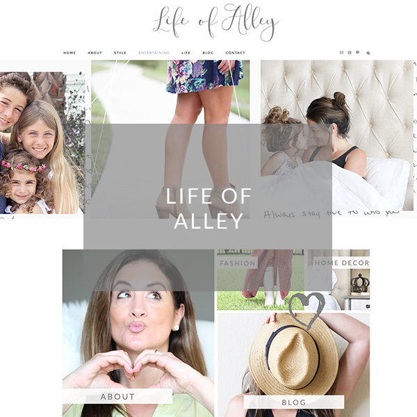 Your Marketing BFF Client Project-Life of Alley