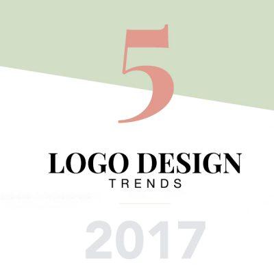 Top 5 Logo Design Trends of 2017