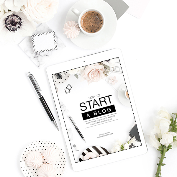 How To Start A Blog Ebook is Here!!!