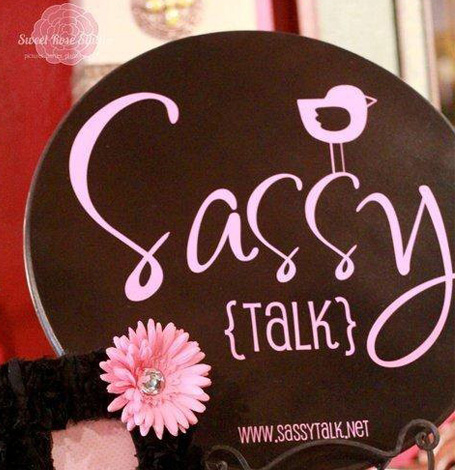 {Fabulous Giveaway} $25 Gift Certificate from Sassy Talk!