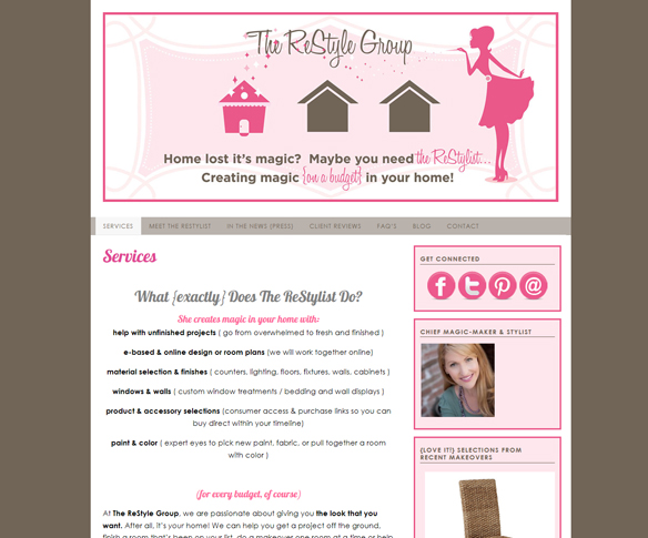 {Only 3} Get a custom blog/website designed for $350!