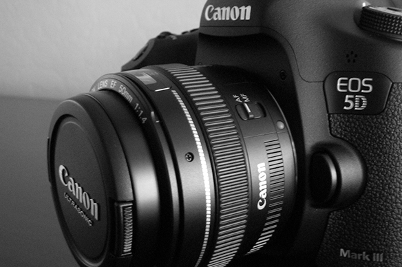{Random} My latest obsession: Canon 5D Mark III