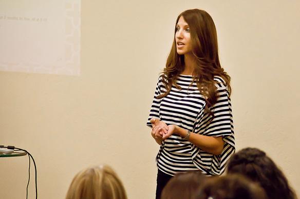 Tana Nelson Talking