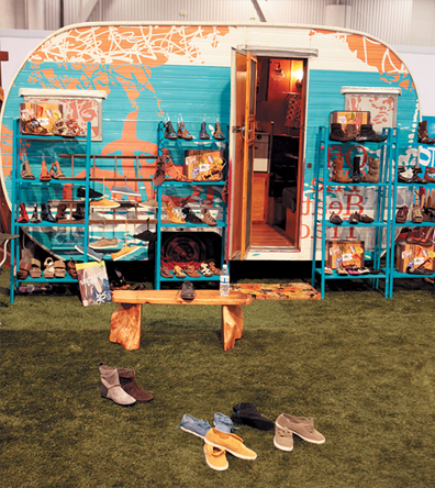 Trade Show Inspiration: Off the Beaten Track