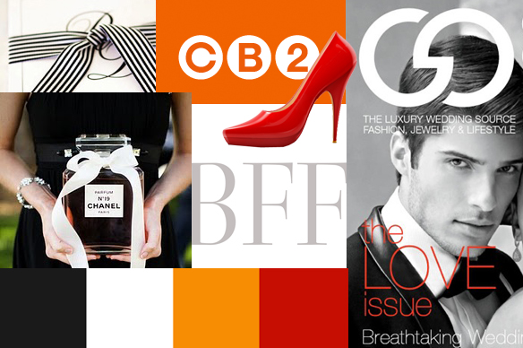 How to create a personal brand inspiration board