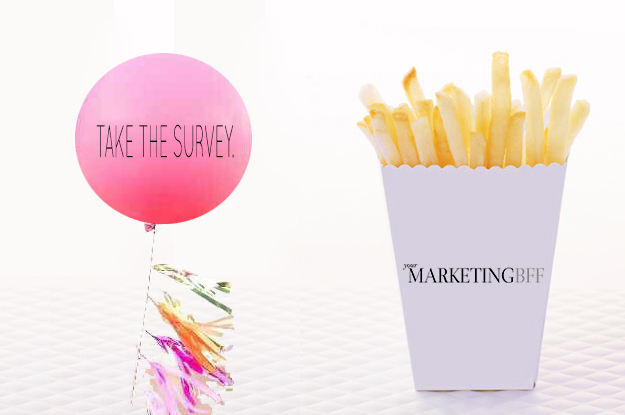 What do you want to see on Your Marketing BFF