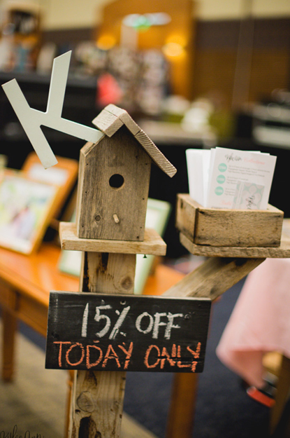 Kylee Ann Photography Trade Show Booth Specials