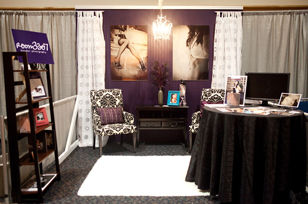 Room 3307 Boudoir Photography Booth 2