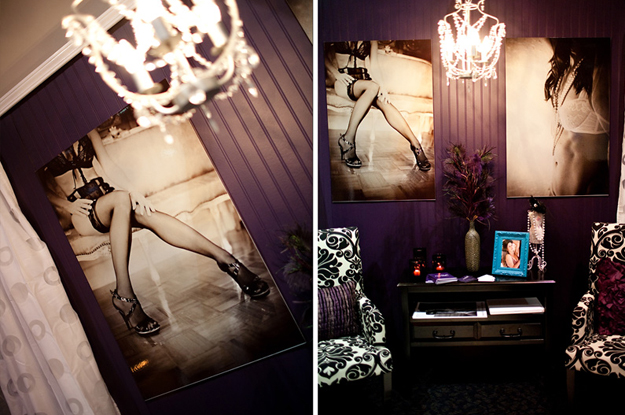 Room 3307 Boudoir Photography Booth details