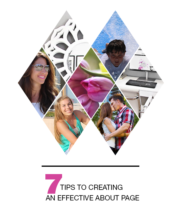 7 tips to creating an effective about page