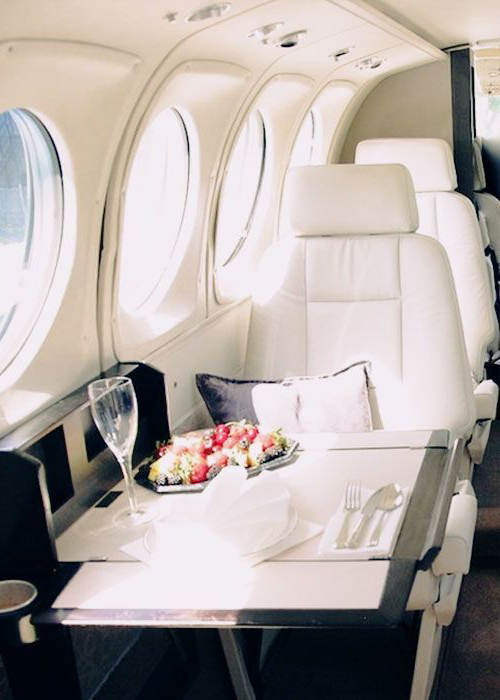 First Class Seating image