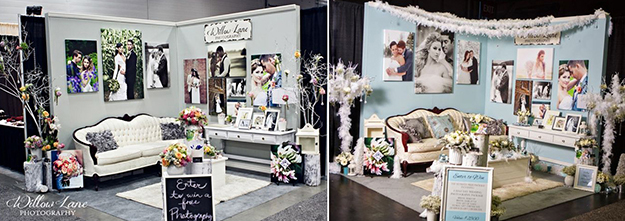 Willow Lane Photography Booth Refresh from 2012 to 2013