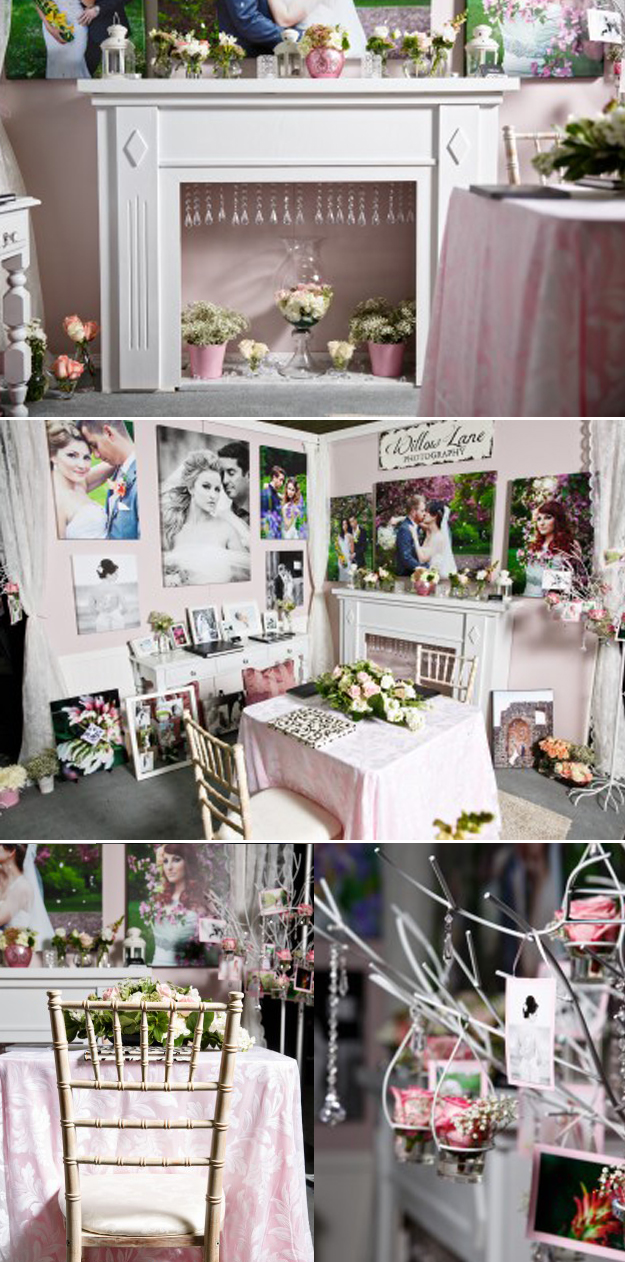 Willow Lane Photography Trade Show Booth Space 2013