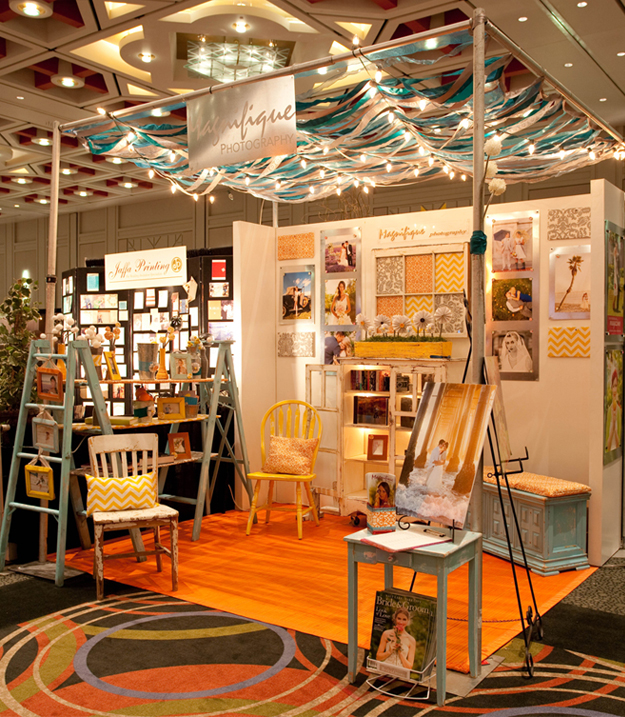 Marketing Exhibition Stand Example : Trade show inspiration magnifique photography