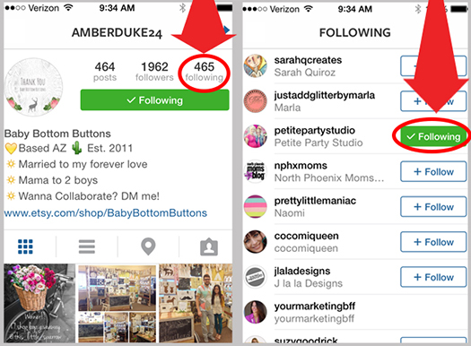 How To find new instagram accounts to follow