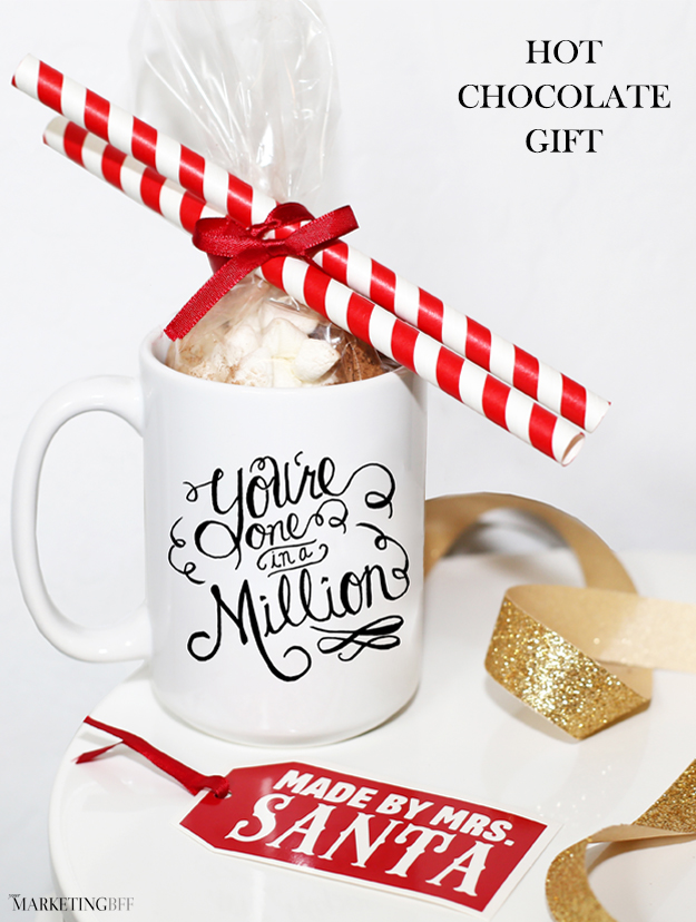 Happy Holidays: Hot Chocolate Gift for Top Clients