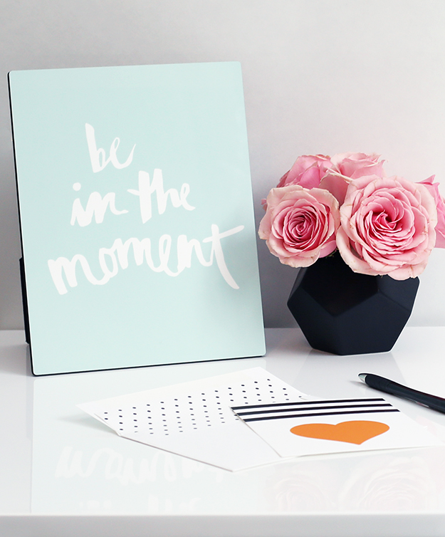 Be In The Moment - Mint