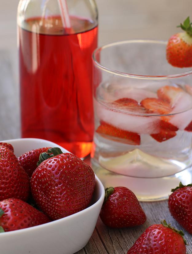 strawberry marketing exercise