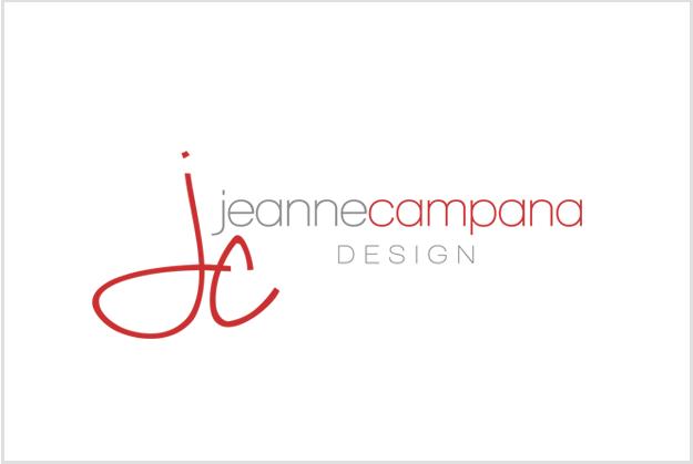 Jeanne Campana Design Logo