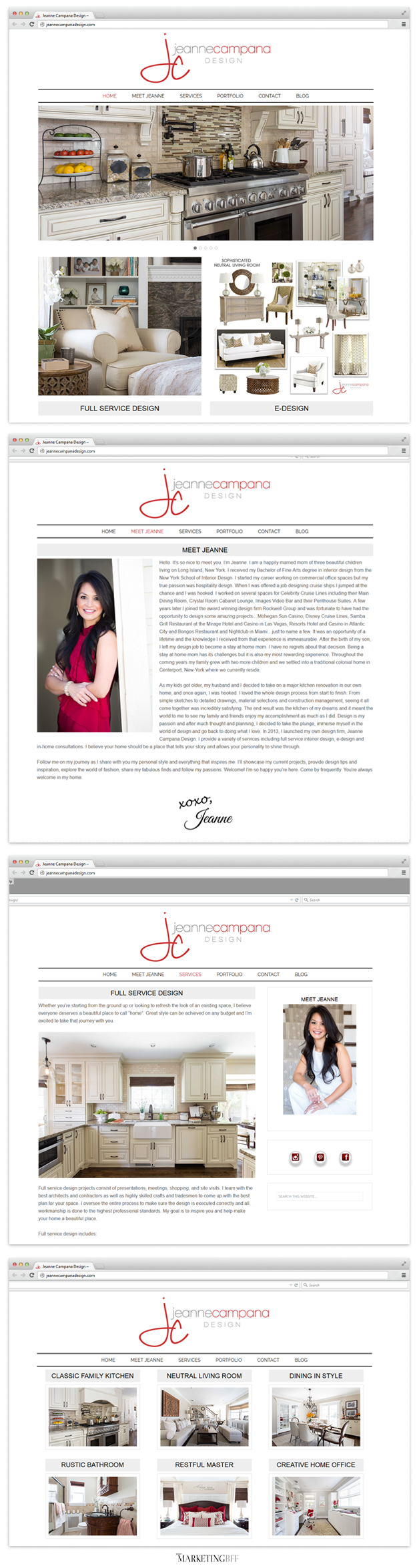 Your Marketing BFF website design_ JeannaCampanaDesign