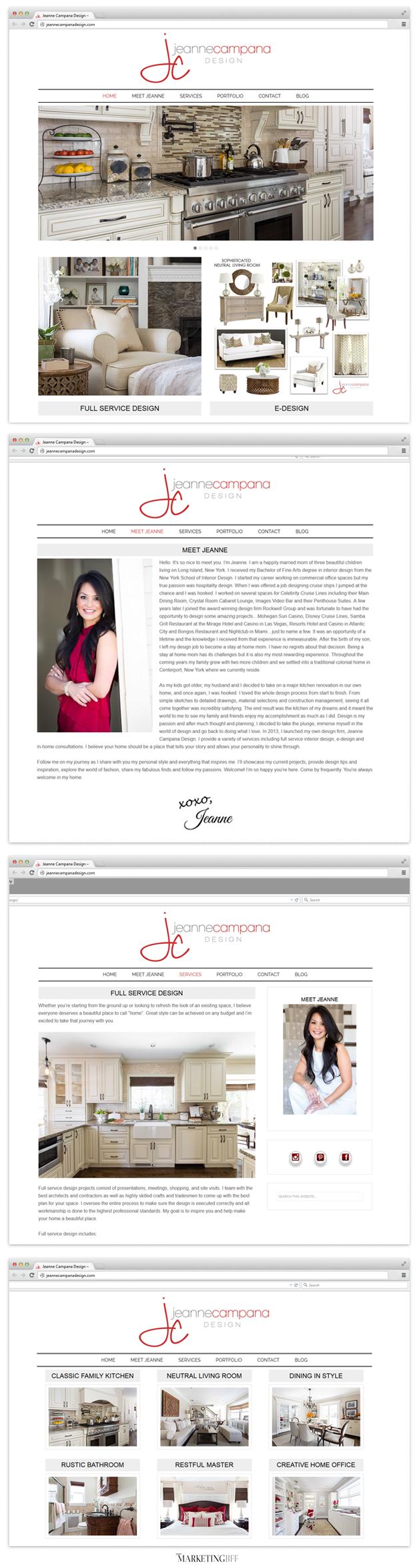Your Marketing BFF website design_ JeannaCampanaDesign