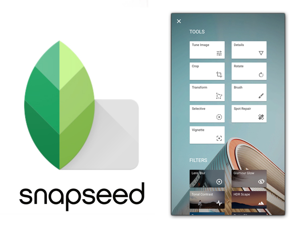 Snapseed Tutorial by Your Marketing BFF