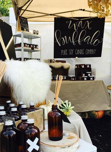 Trade show Inspiration: Wax Buffalo