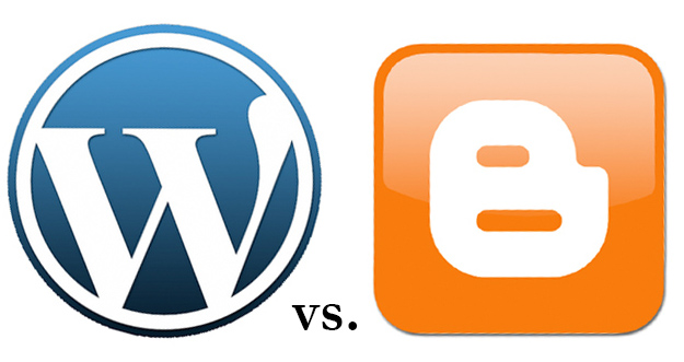 wordpress vs blogger comparison pros and cons