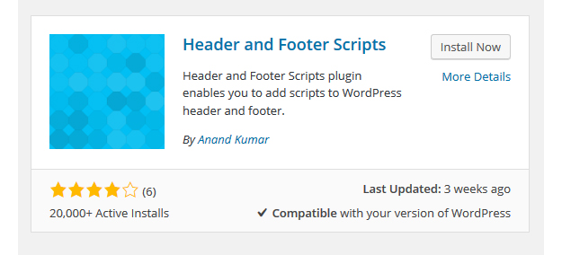 how to add header and footer in gmail