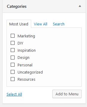 How To Create Dropdown Categories in WordPress