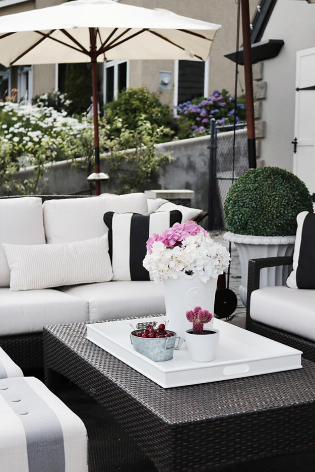 increase affiliate link sales-jillian harris ratana patio furniture