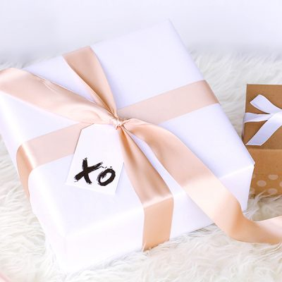 Modern Valentine's Day Gift Tags : Free Printable