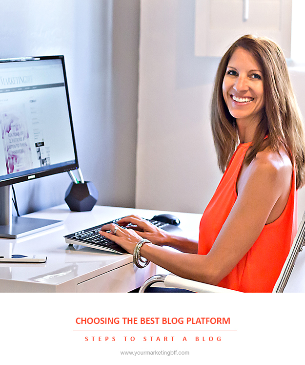 How To Start A Blog Step 3 Choosing the Best Blog Platform