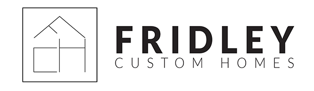Look At This Fun Logo Line Art Design We Did For Fridley Custom Homes. Do  You See How The U0027houseu0027 Is Actually The Business Initials Containing The  Letters F ...