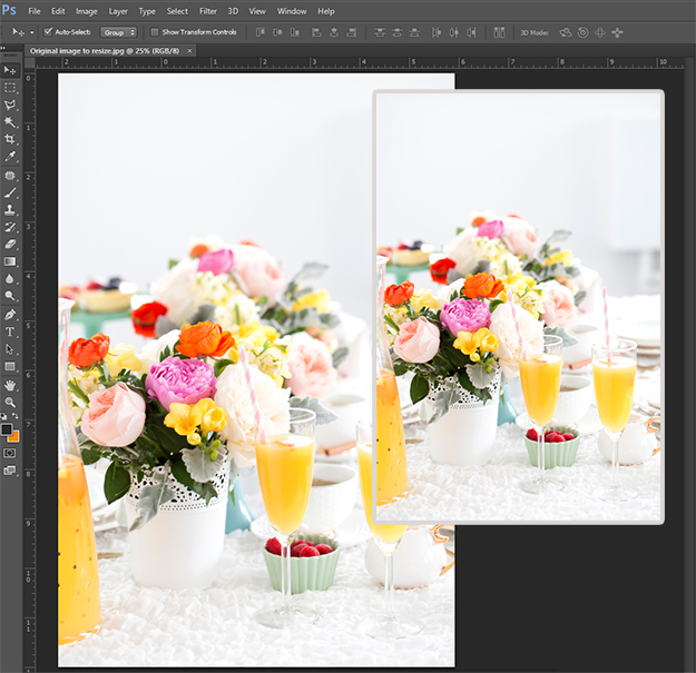 How To Resize Multiple Images in Photoshop At One Time