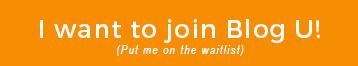join blog u waitlist button